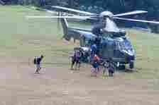 Proses Evakuasi Jenazah Suster Gabriela Telan Korban, 1 Prajurit TNI Gugur Ditembak KKB