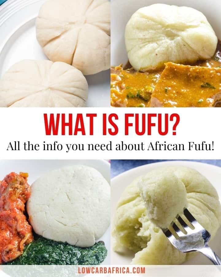 What is fufu (foo-foo)? | Low Carb Africa