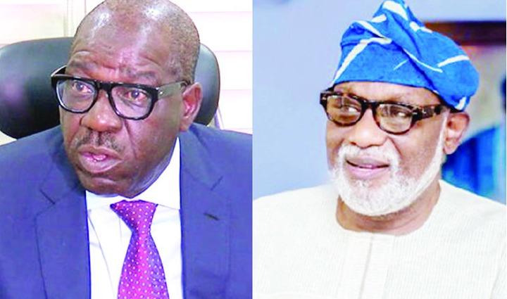Edo, Ondo Guber: We Are Ready For Elections, Say Obaseki, Akeredolu –  Independent Newspaper Nigeria
