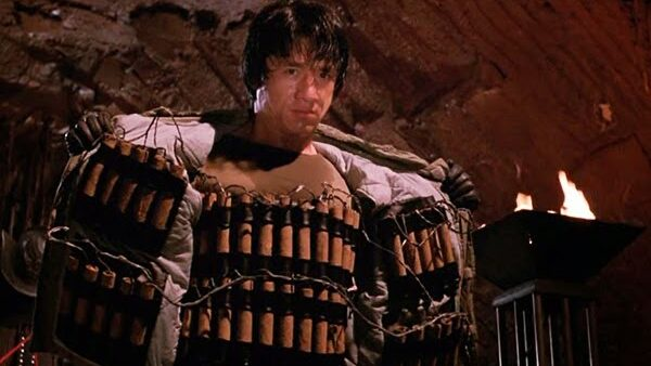 Jackie Chan Armour of God