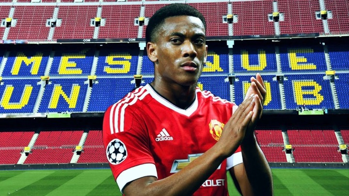 Should Barcelona sign Anthony Martial OR Antoine Griezmann this summer? -  YouTube