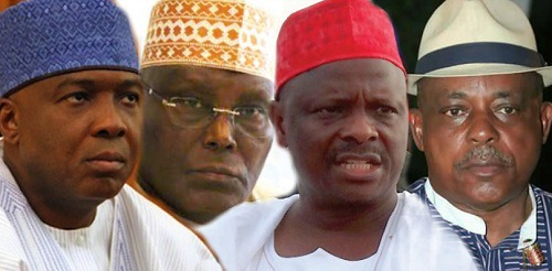 2019 Presidency: Why Atiku, Tambuwal, Kwankwaso, Saraki, Others Must Sign  Undertaking - PDP