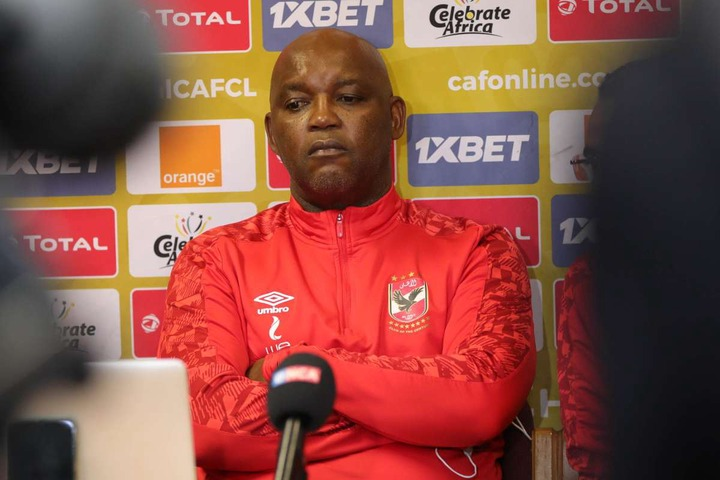 Find alternative strategies' - Ex-Al Ahly's Ismail to Mosimane after  Premier League, Super Cup setbacks | Goal.com