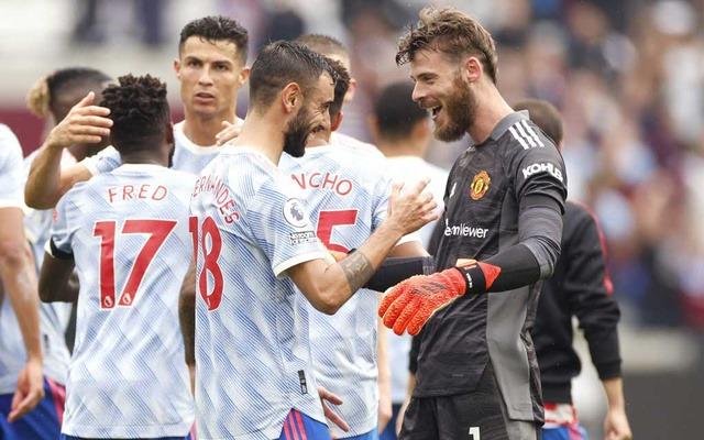 Lingard, De Gea earn dramatic late win for Man United