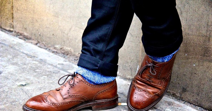 Welcome to Qismat Yinus' Blog: Types Of Brogues Shoes