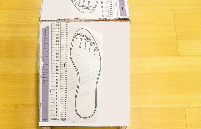 How To Measure Shoe Size – A Guide With Sizing Chart