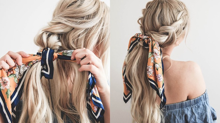 Headscarf Hairstyle Ideas: Summer How To Guide & Tips