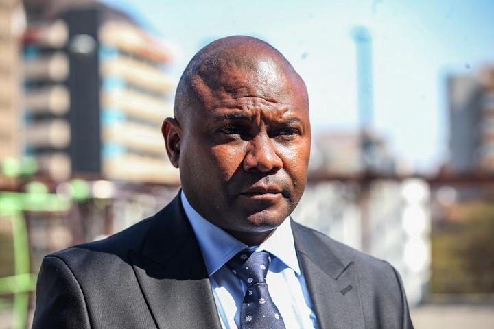 New Johannesburg mayor Jolidee Matongo dies in car crash