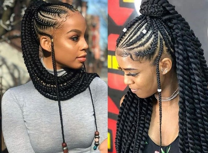 10 Cornrow Hairstyles for Girls to Look Fab – Child Insider   Braided  cornrow hairstyles, Cornrow hairstyles, Goddess braids hairstyles