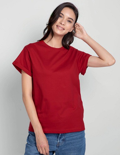 Women's T-Shirts - Top 50 Latest Models To Give Stylish Look