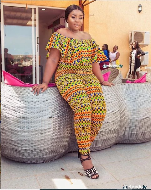 10 Grown Up Photos Of Maame Serwaa Totally Different From The Child Actress  We Knew - Opera News