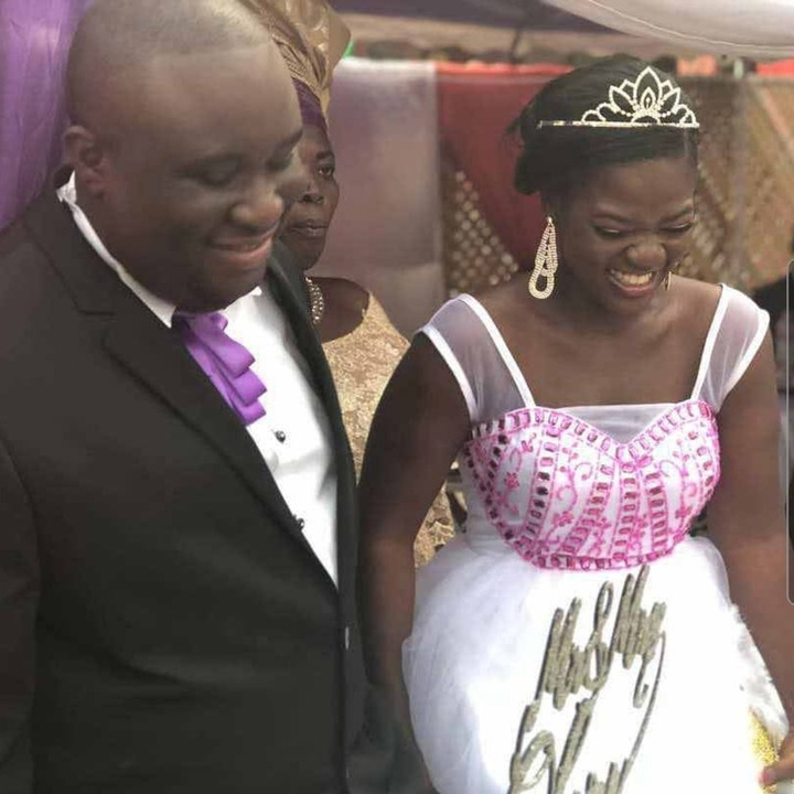 Photos of The Rich Man Who Is Married To TikTok Star Asantewaa Pops Online 1