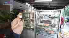Nagita Slavina Boyong Restoran Padang ke Rumah