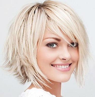 18 Different Bob Haircuts with Fringe ( Side and Front )