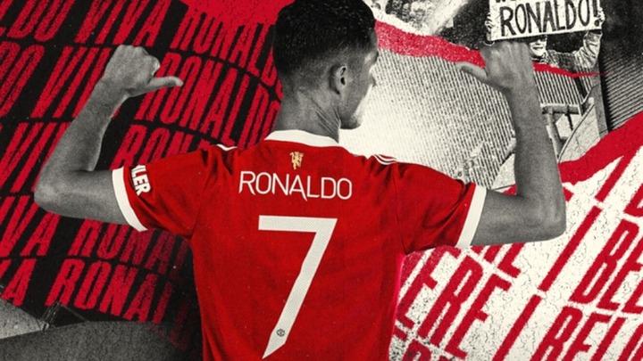 Cristiano Ronaldo will wear No.7 again for Manchester United | Marca