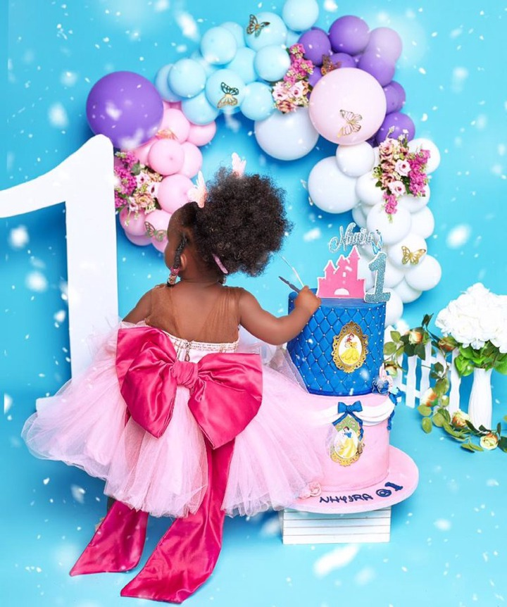 c0555bd048684bd594a343dd9c99b0e7?quality=uhq&format=jpeg&resize=720 - Tracey Boakye's Daughter Stun Us With Beautiful Birthday Photos As She Turns A Year Old Today