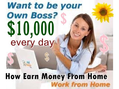 Make Rs2000 Per Day – Best Way To Earn Money From Home – Entro Jobs