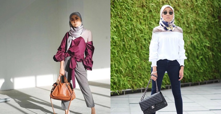 TREND: Muslimah Friendly Off Shoulder Trend   Marsya J
