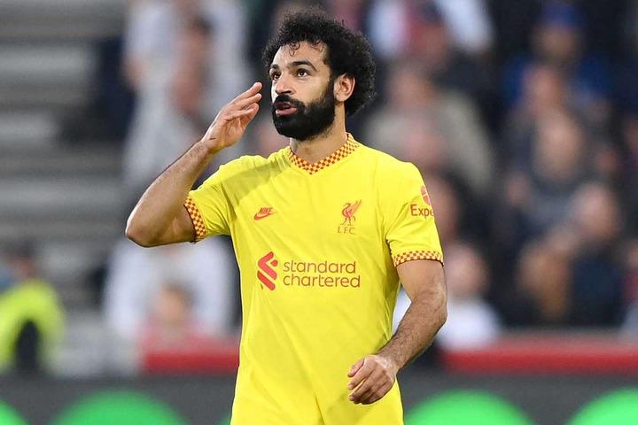 Salah makes Liverpool history with 100th Premier League goal   Goal.com