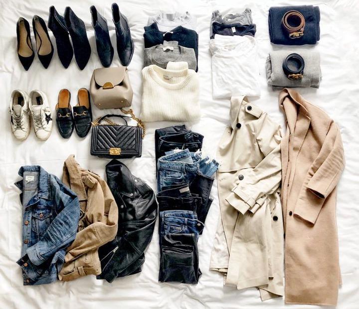 Fashion Jackson Capsule Wardrobe Essential Items | Fashion jackson, Capsule  wardrobe essentials, Capsule outfits