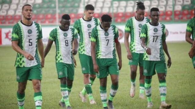 Shocker: Lowly Central African Republic slay boring Super Eagles in Lagos -  P.M. News