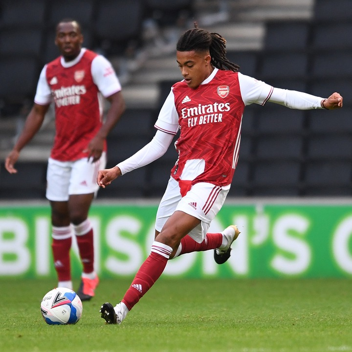 Nine Nigerian Youngsters Were In Action As Arsenal Youth Team Loss 2 1 To Southampton Opera News