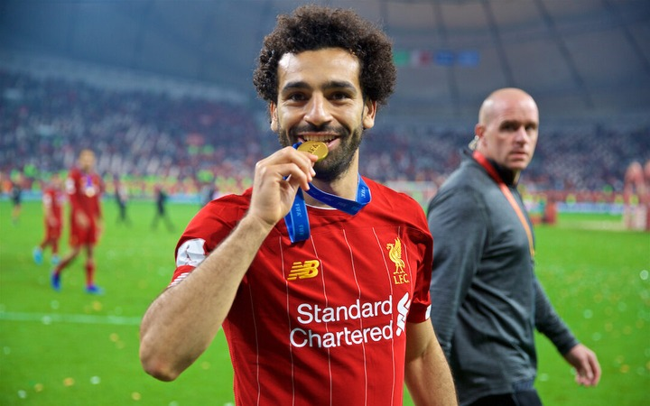 Player Profiles: Mohamed Salah - The Anfield Wrap