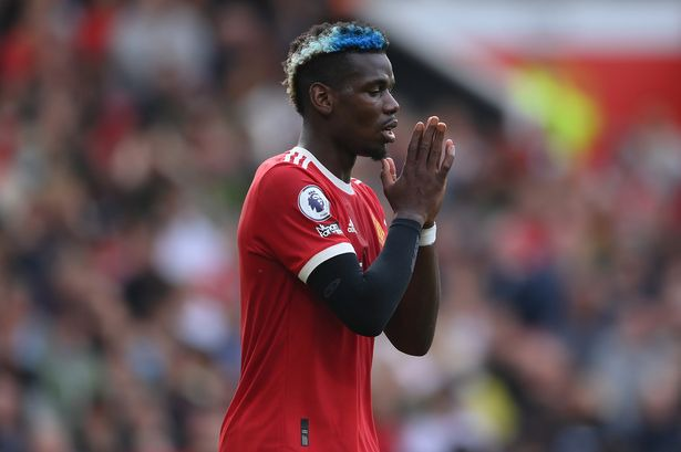 Manchester United defeat to Aston Villa has taught Ole Gunnar Solskjaer a  big Paul Pogba lesson - Casey Evans - Manchester Evening News
