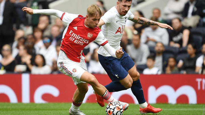 Tottenham Hotspur 1 - 0 Arsenal - Match Report | Arsenal.com