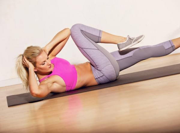 How To Burn Lower Belly Fat - Lower Belly Workout Routine
