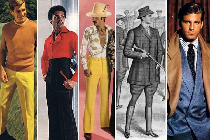 5 Mens Vintage Fashion Trends That Should Be Back Again - MENSOPEDIA