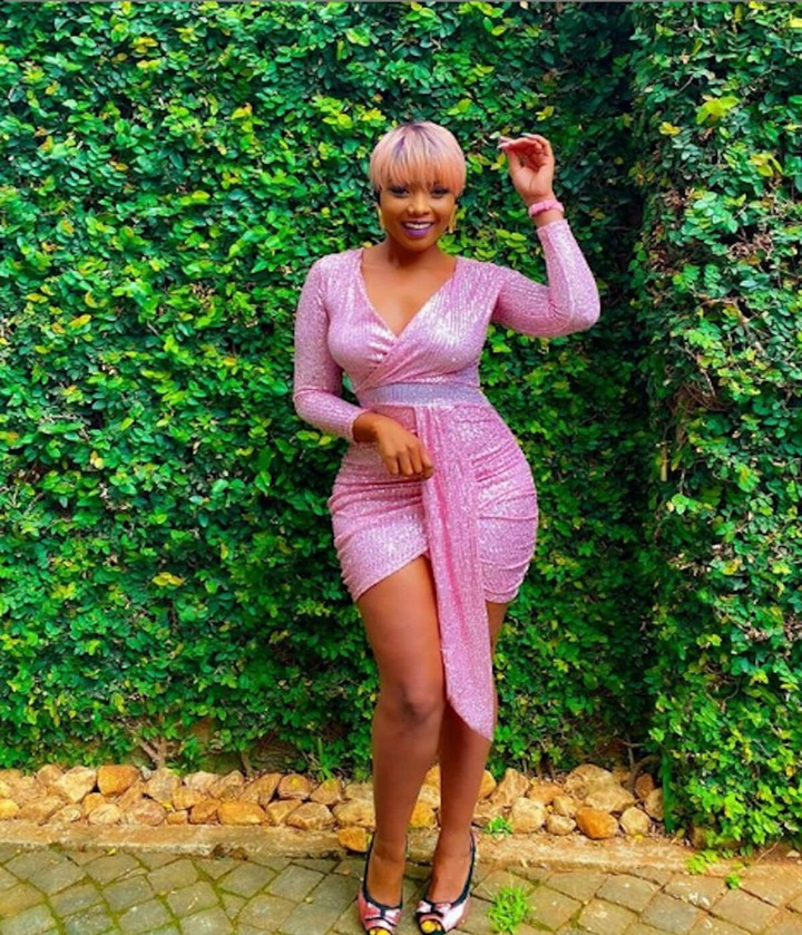 Switch TV queen Kush Tracey explains why life with a man is always stressful