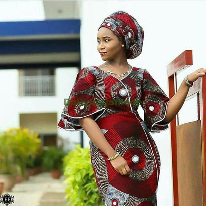 Simple African Gowns Designs Dailynaijamode Nigeria News Nigerian Newspapers Get The Latest News And Features At Daily Post National Politics Entertainment Metro Sport Opinions Opera News
