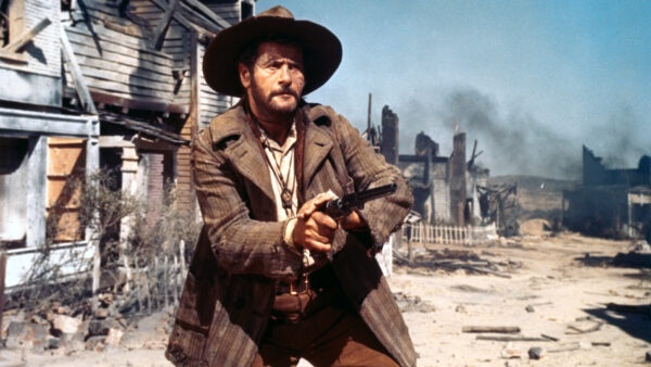 Eli Wallach Actor Who Almost Died During Shooting