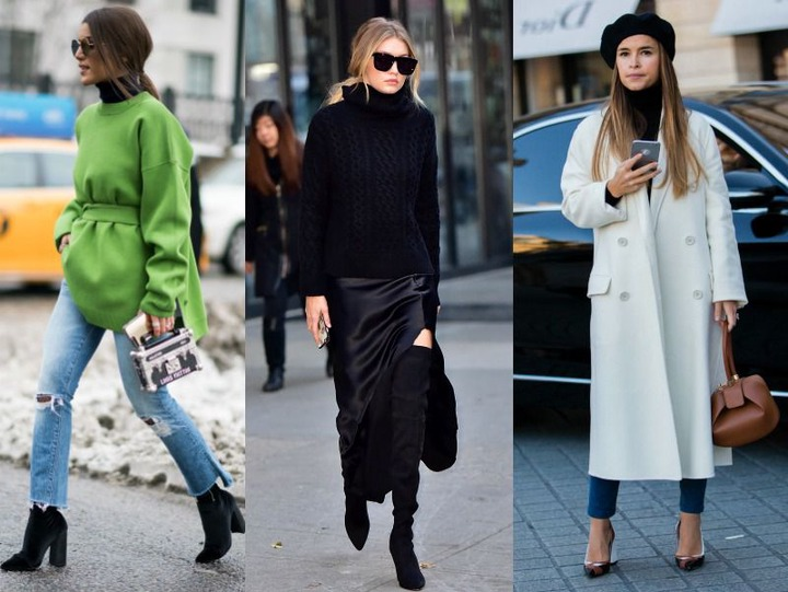 How to Wear a Turtleneck With Style