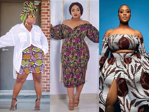 BIG BEAUTIFUL WOMEN!! These ankara styles will give you that thick glow! –  Daily Advent Nigeria