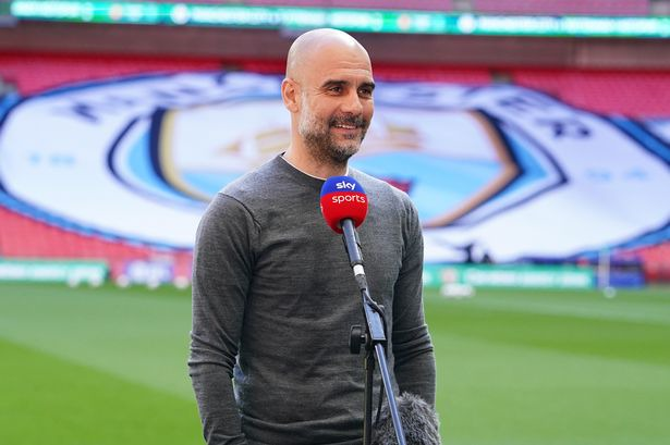 Pep Guardiola challenges Man City players to treat PSG like a friendly -  Manchester Evening News