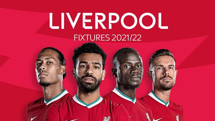 Liverpool: Premier League 2021/22 fixtures and schedule   Football News    Sky Sports