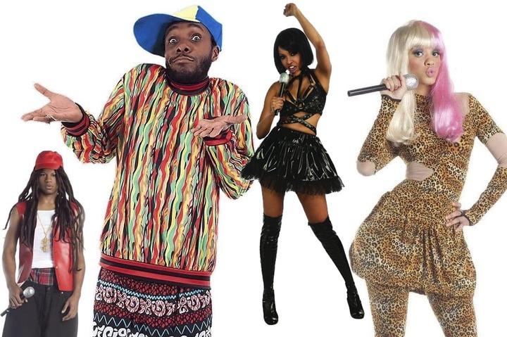 Hip-Hop Halloween: 10 Last Minute Rap and R&B-Themed Costume Ideas