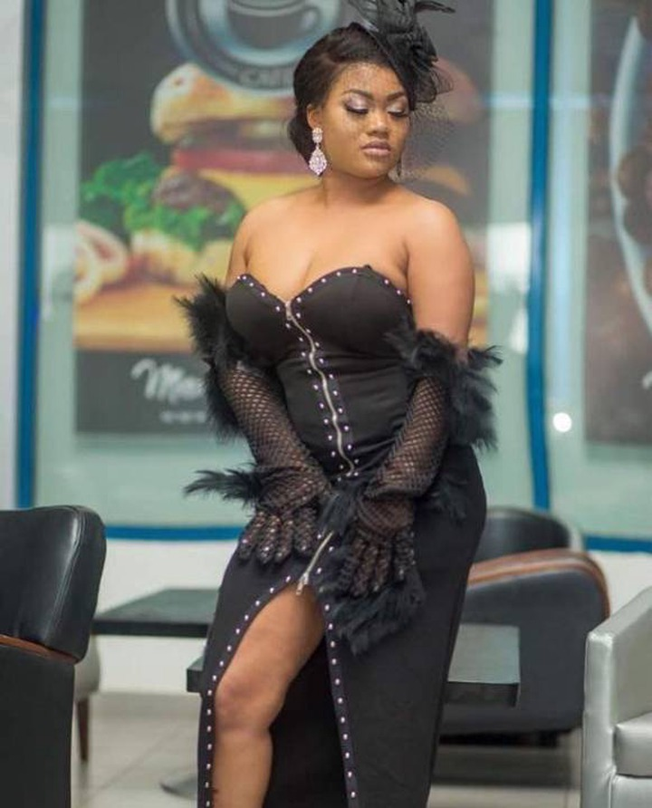 8 pictures of Sandra Ababio that show she is a hot gem in Ghana.