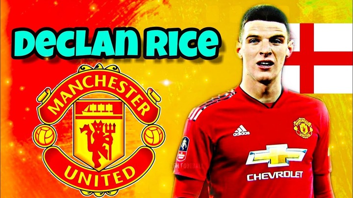 🔥 Declan Rice ○ Welcome to Manchester United 2021 ? ▻ Skills & Goals -  YouTube