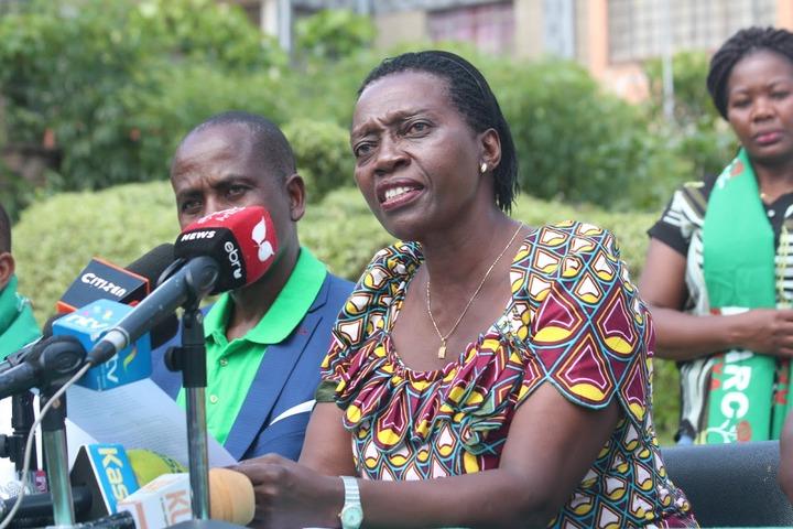 Martha Karua blasts Uhuru over Covid-19 lockdown without economic reliefs -  The Brief