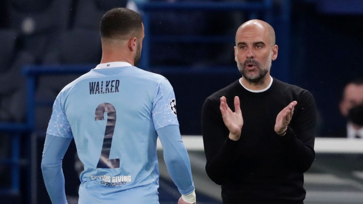 Pep Guardiola challenges his Man City players not to be 'shy' in return leg  with PSG after win in Paris | Football News | Sky Sports
