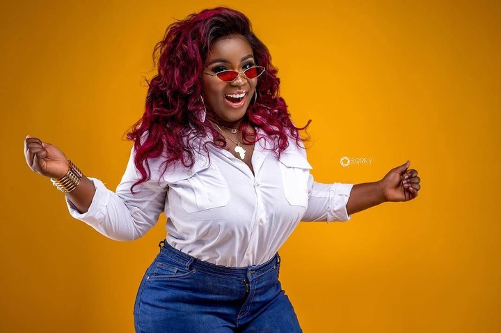 Maame Serwaa Biography: Age, Movies, Net Worth & Pictures - 360dopes