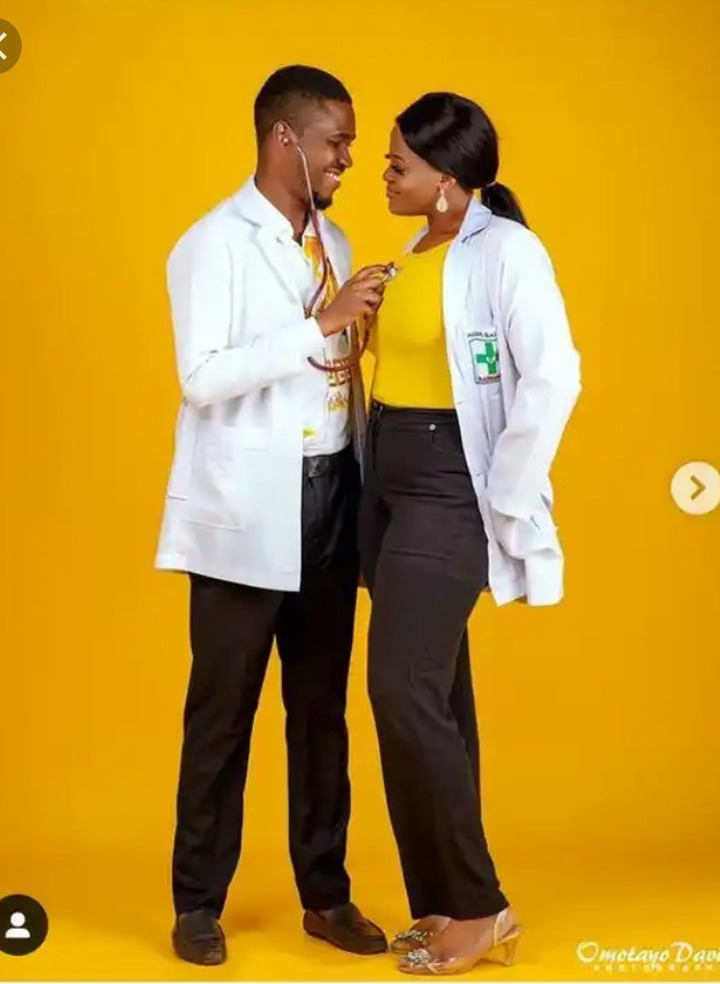 Pre-wedding picturPre-wedding pictures of Doctors and Nurses that will make you believe in love (photos)es of Doctors and Nurses that will make you believe in love (photos)