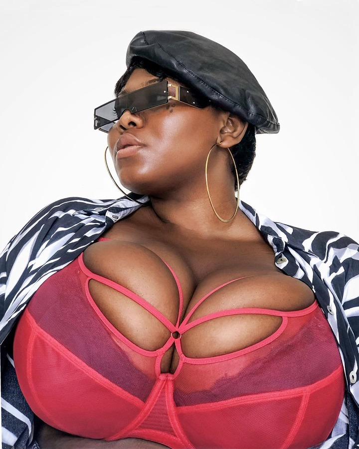 Monalisa Stephen 12 Sexiest Instagram Photos: 17 Facts About Nollywood  Actress, Plus-Sized Instagram Model You Don't Know
