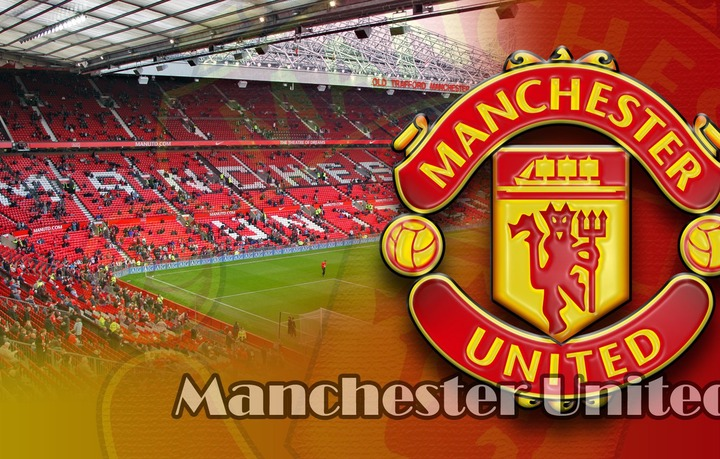 Wallpaper wallpaper, sport, logo, stadium, football, England, Manchester  United, <a class=