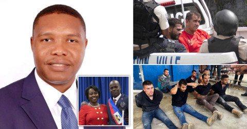 2 US citizens among group held over killing of Haiti President
