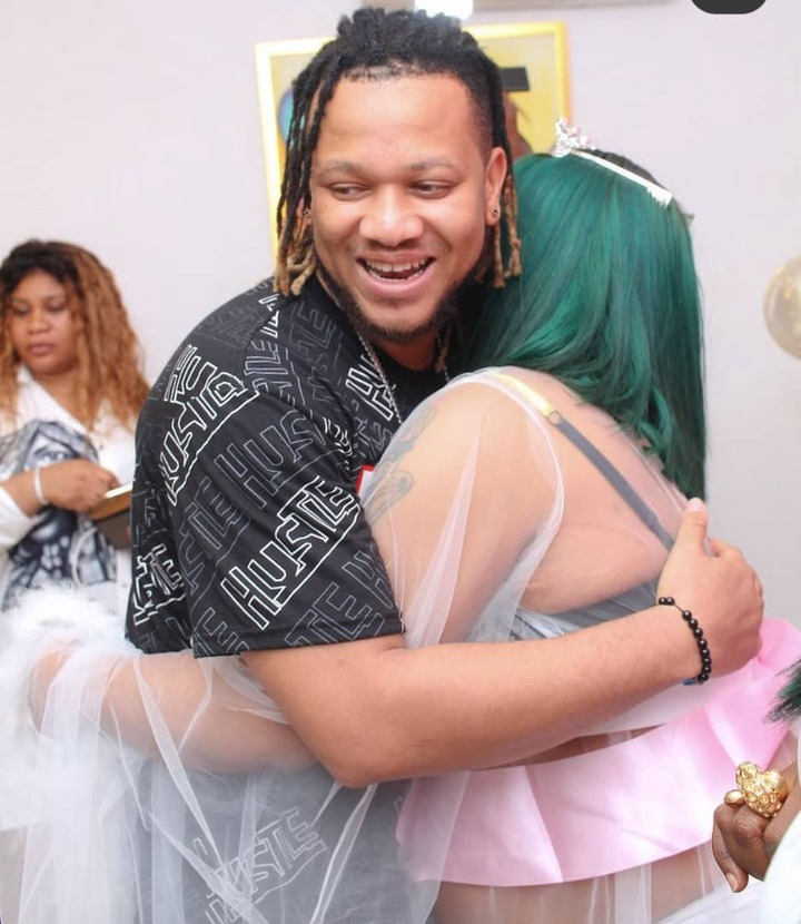 Uche Ogbodo And Her Lover