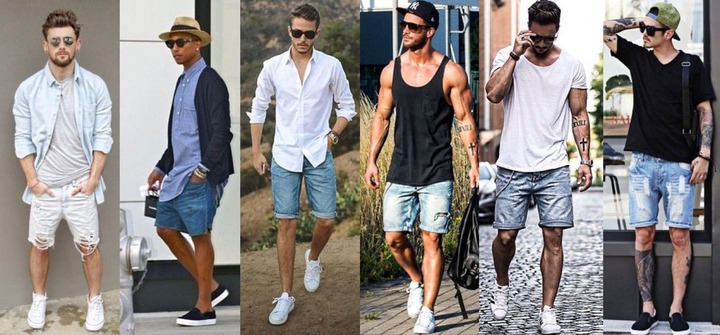 Why Denim Shorts Are A MustHave For Every Guy This Summer